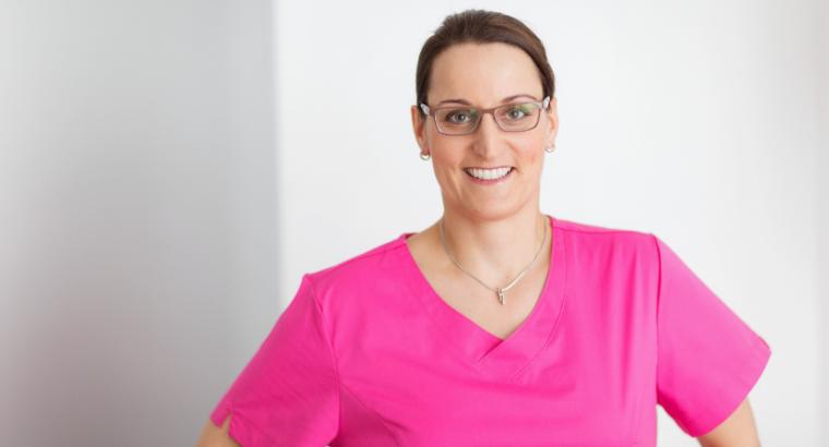 Katja Wilde ist nicht nur überzeugte medikit-Nutzerin, sie empfiehlt die digitale Kollaborationsplattform